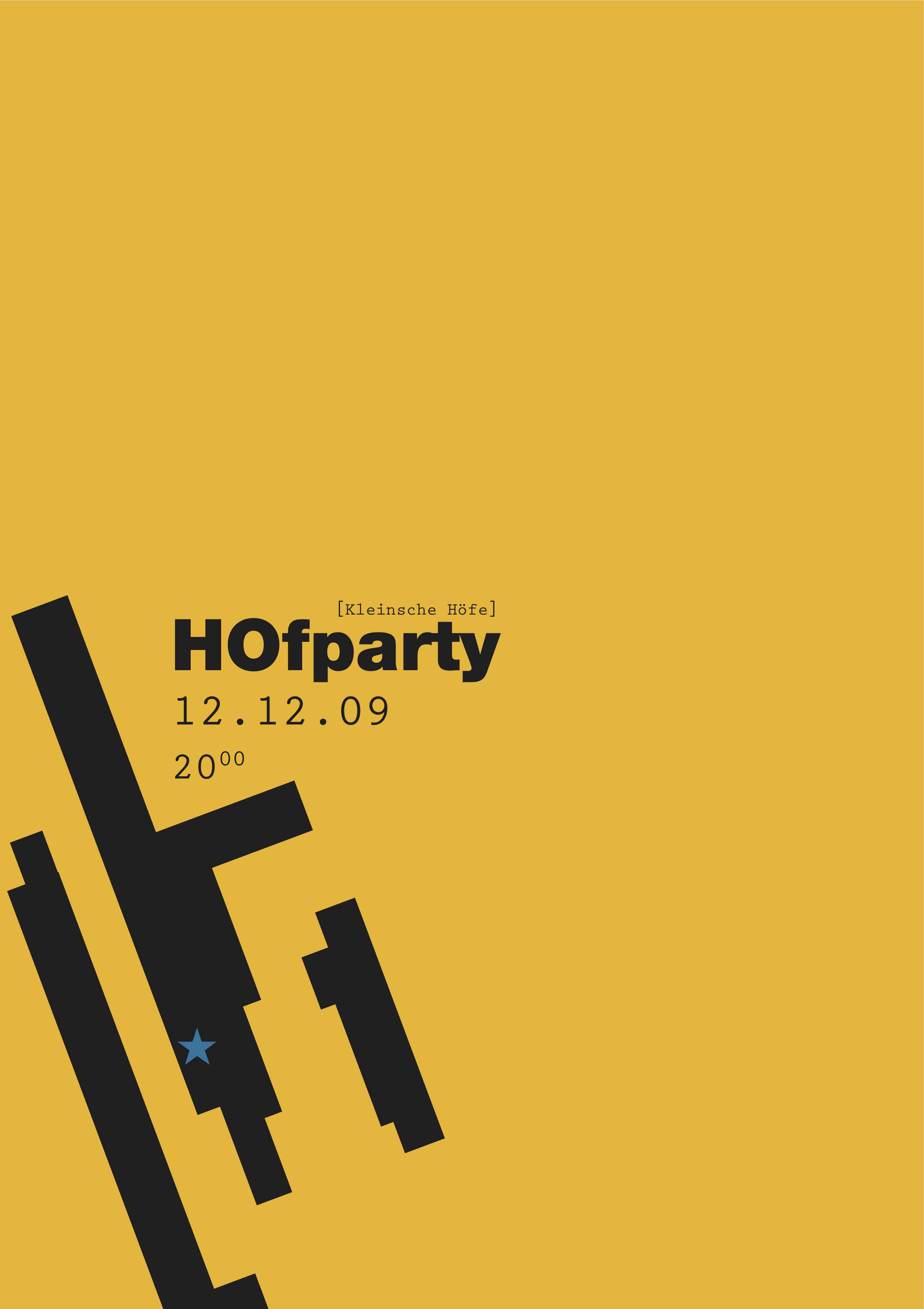 hofparty klein